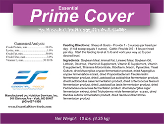 Essential Prime Cover